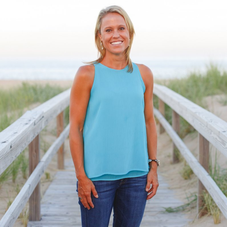 Ep68 11 tips to stay healthy this summer marnie oursler for Marnie oursler husband