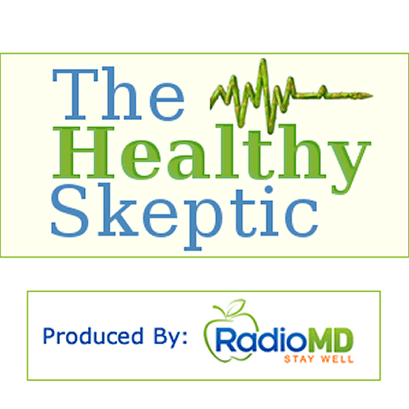 The Healthy Skeptic Logo