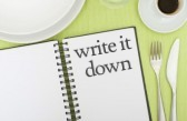 write-down-food-diary