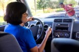 Too Many Parents Multi-task While Driving Kids