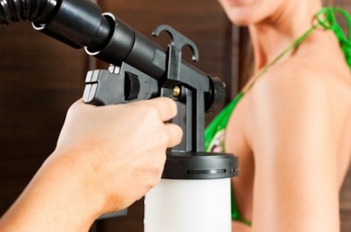 Are Spray Tans a Safe Alternative to Tanning Beds?