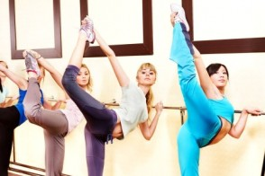 Belly Up to the Barre: A Beautiful Workout for a More Beautiful You