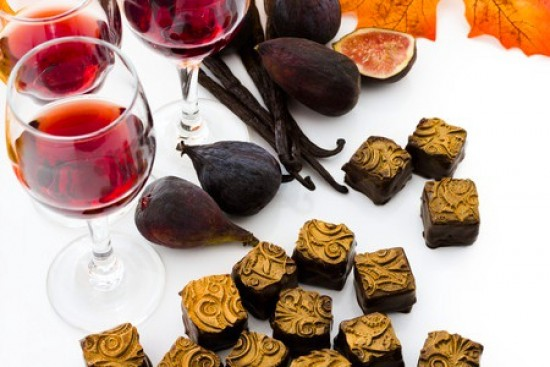 Balancing the Benefits of Wine & Chocolate