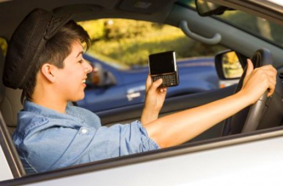 Don't Txt n Drive: Teens Not Getting the Msg