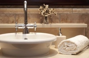 Spring Clean Your Bathroom Counter