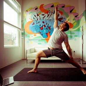 Yoga for Dudes