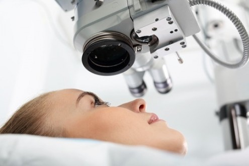 Robotic Surgery in Ophthalmology