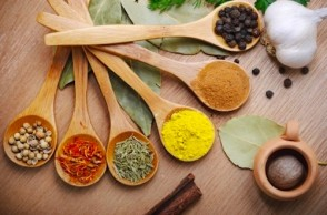 Nature's Secrets: Spice Rack Treasures