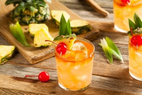 Magical World of Tiki Cocktails