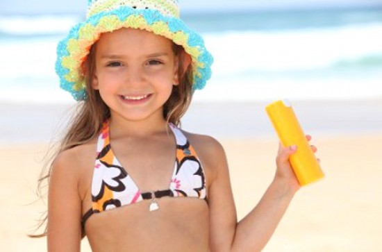 Warning: Harmful Additives in Your Child's Sunscreen