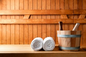 A Sauna a Day Keeps the Doctor Away