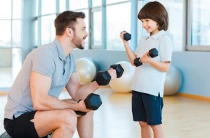 Fitness Tips for Dads