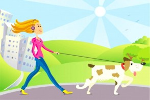 Exercising Your Dog: Good for Both of You