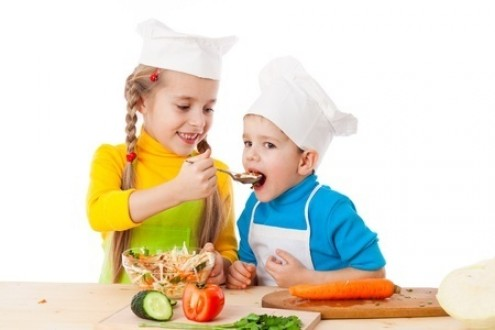 How to Get Children to Savor the Flavor of Eating Right