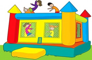 Bounce Houses: All Fun or Big Injury Risk?