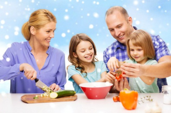 Healthy Kids, Healthy Families: Have a Kid-Friendly New Year
