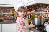 Kids in the Kitchen: Setting the Stage for a Life of Healthy Eating