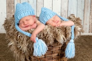 Increased Birthrate for Twins May Cause Premature Birth