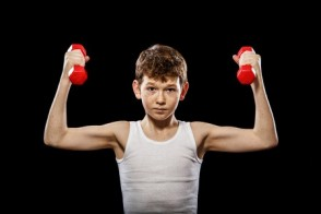 When Should Your Child Start Weight Training?