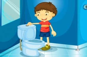 Constipation & Your Kid: Get the Facts
