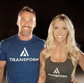 Top Diet & Exercise Tips from Chris & Heidi Powell