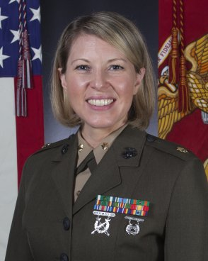 A Few Good Women: Female Marines Leading Change