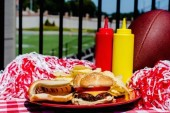 Don't Fumble Your Diet Tailgating this Season