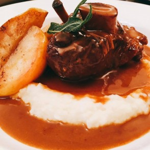 Culinary CPR: Apple Cider Braised Pork Shanks