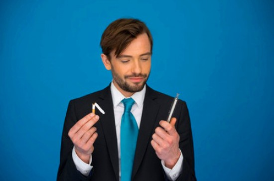 The Promise & Perils of eCigarettes