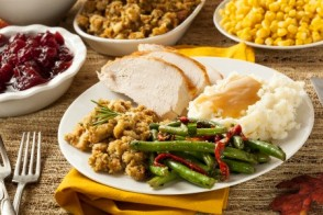Healthy Trade-Ups for Thanksgiving Dinner