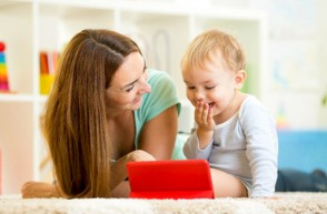 Should Tots Have Access to Electronic Devices?