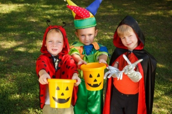 Halloween Safety: Costumes, Candy & Clutter