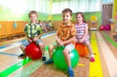 Kids' Fitness in School