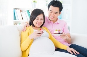 Eating During Pregnancy & Link to Obesity