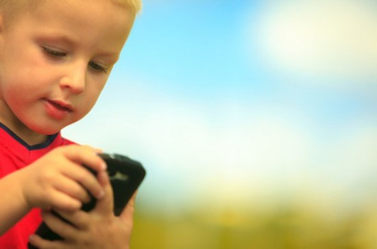 Kids & Tech: Time to Get Their Own Device?