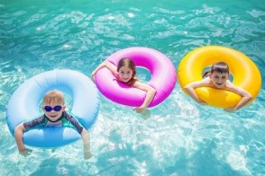 Swim Safety for Pools & Beaches