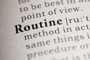 ​The Power of Routine