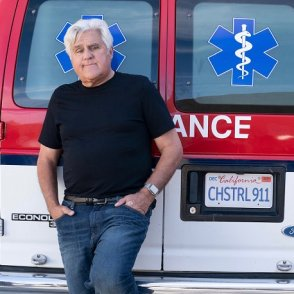 Sound the Alarm: Jay Leno Discusses