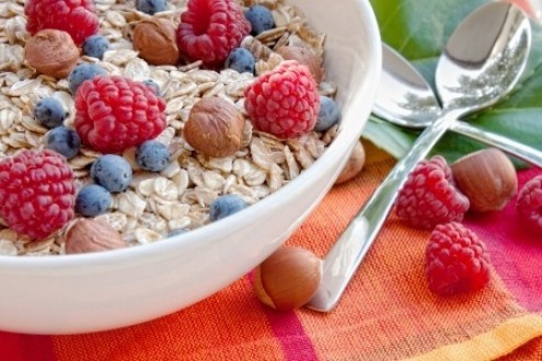 High-Fiber Diet Reduces Risk of Breast Cancer