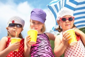 Healthy Families: Heat Safety