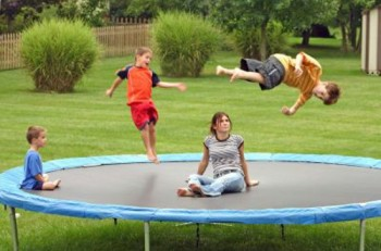 Trampolines Especially Dangerous For Young Children