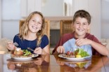 Healthy Eating & Your Kids: Stay Positive