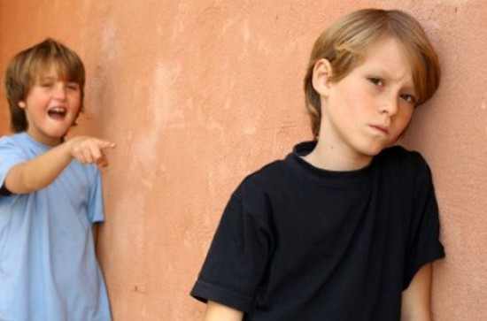 The Sibling Bully: Pain at Home